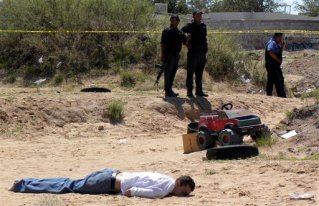 A casualty of Mexico's drug war
